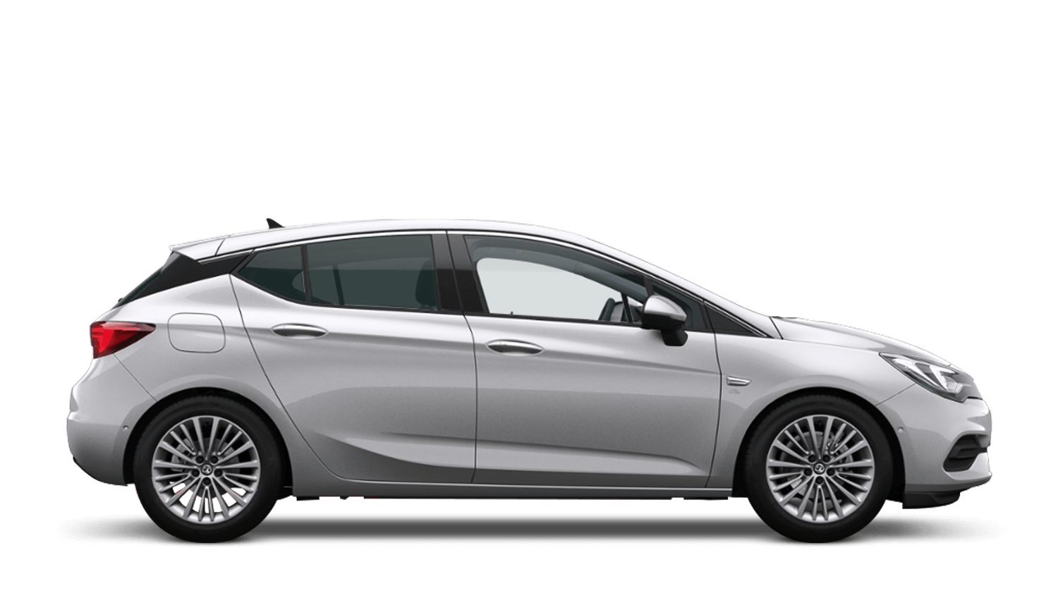 Sovereign Silver (Metallic) New Vauxhall Astra