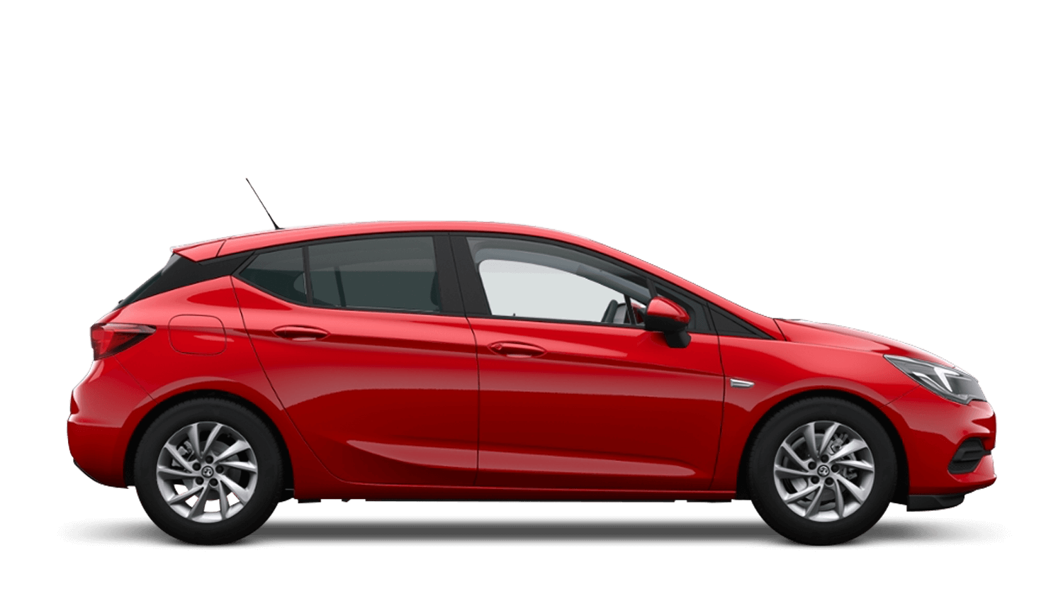 Lava Red (Brilliant) New Vauxhall Astra