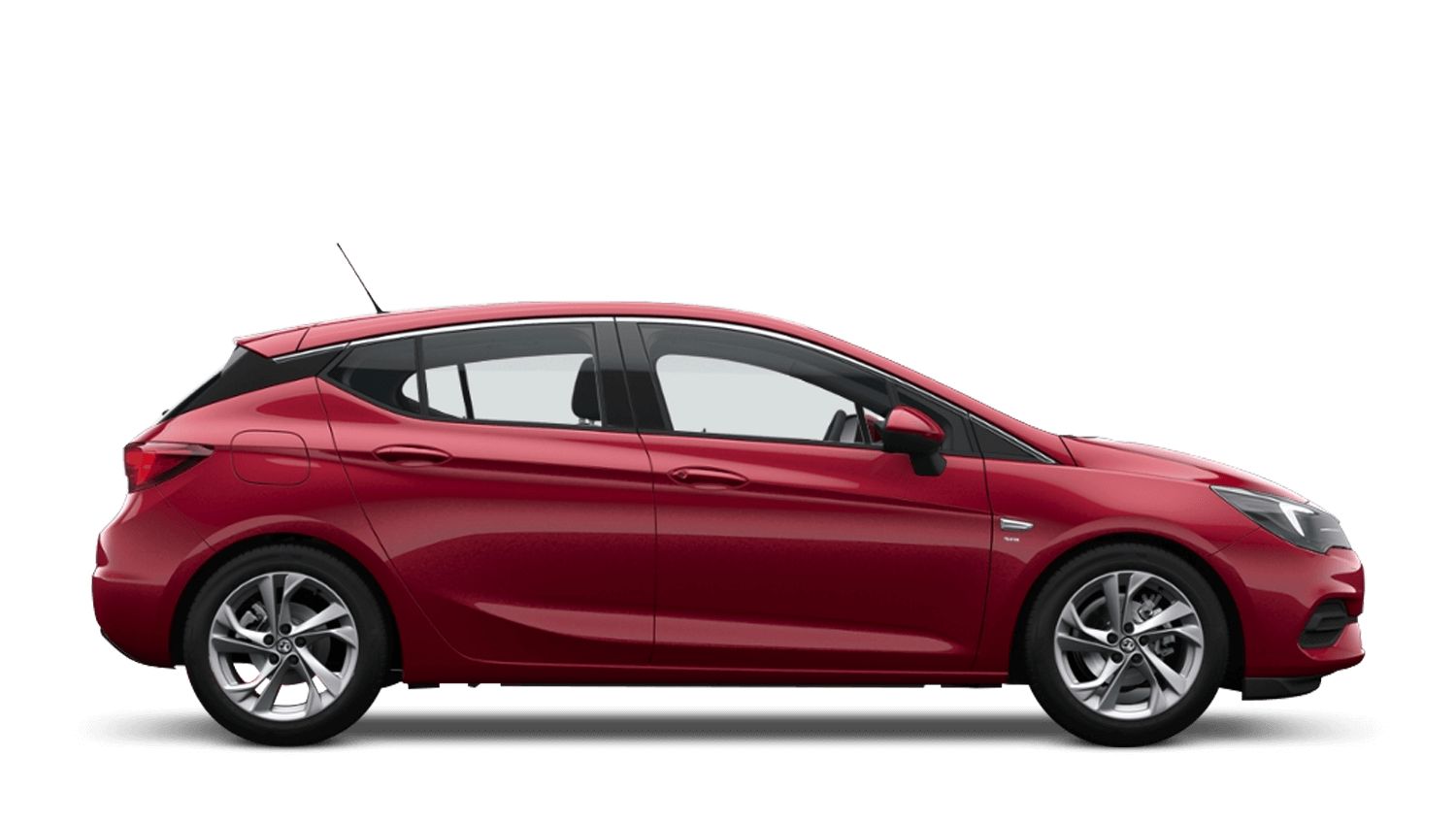 Hot Red (Premium) New Vauxhall Astra