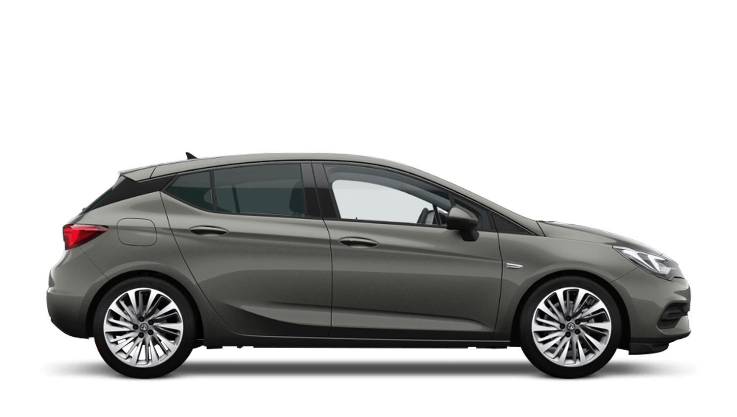 Cosmic Grey (Metallic) New Vauxhall Astra