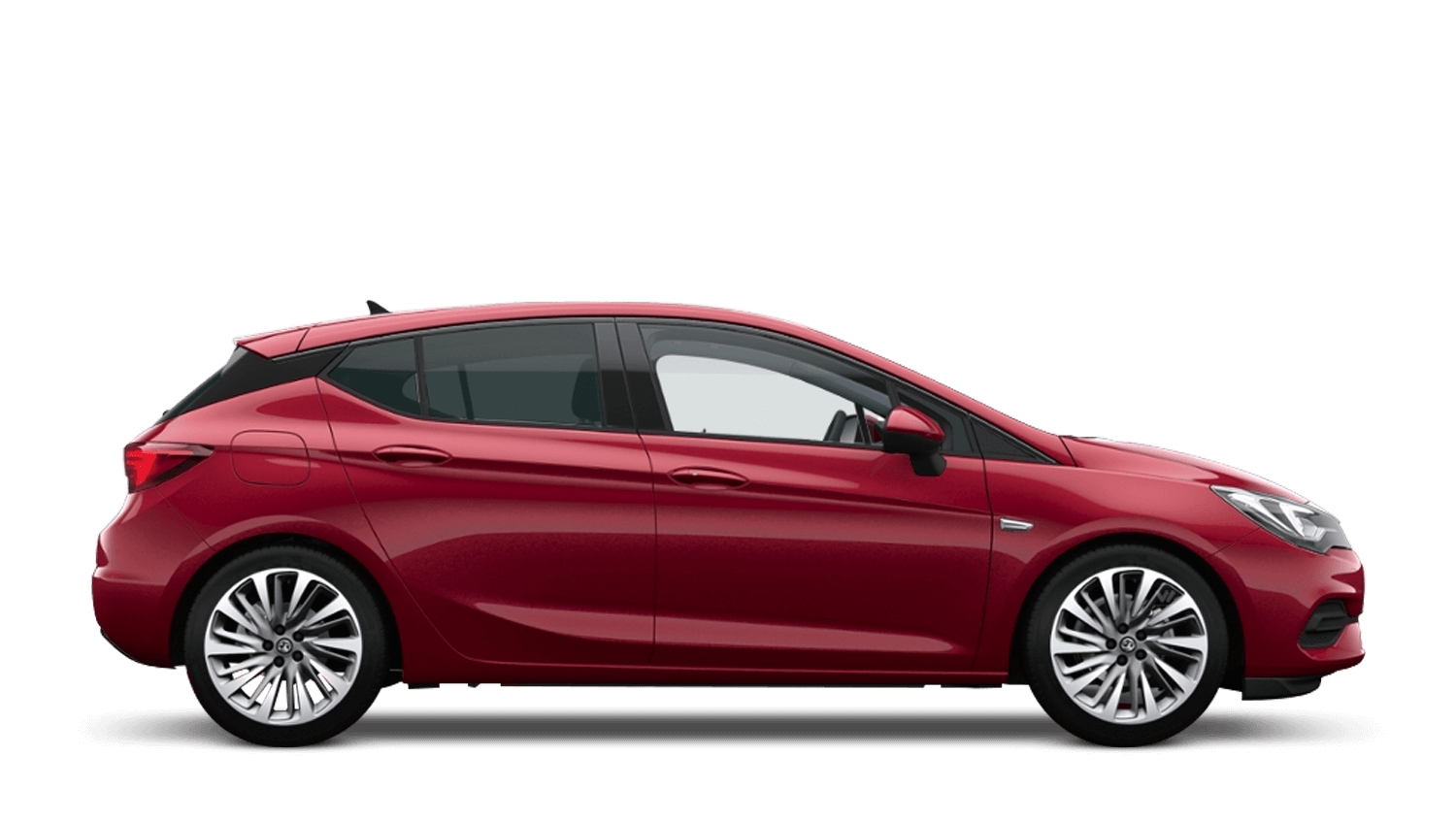 Hot Red (Premium) Vauxhall Astra