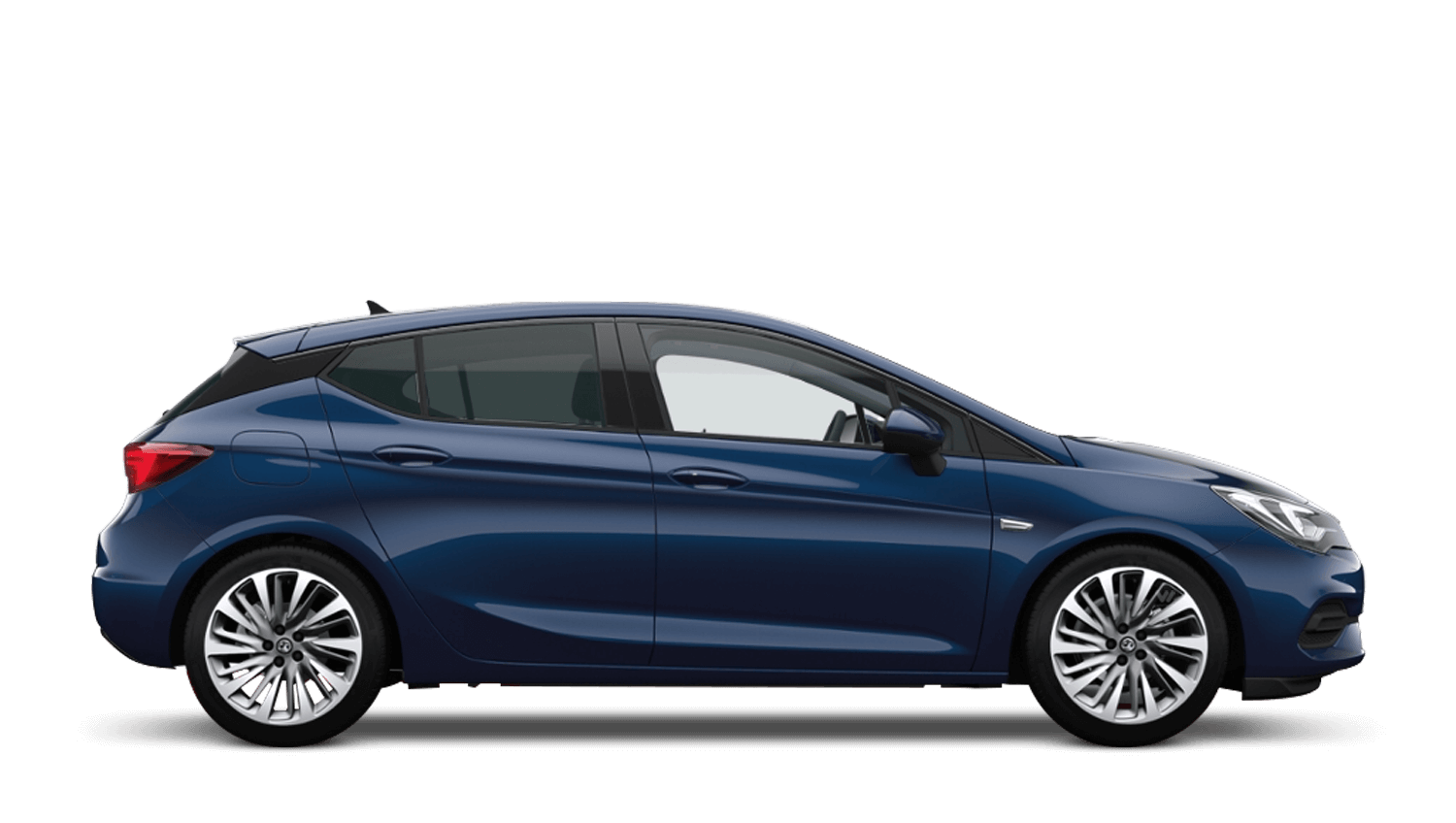 Navy Blue (Metallic) Vauxhall Astra