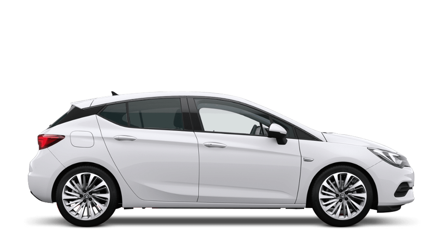 Summit White (Brilliant) New Vauxhall Astra