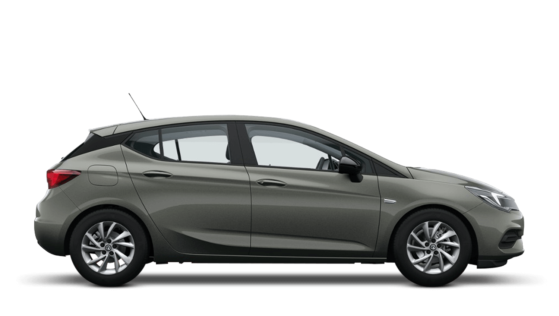 Cosmic Grey (Metallic) Vauxhall Astra