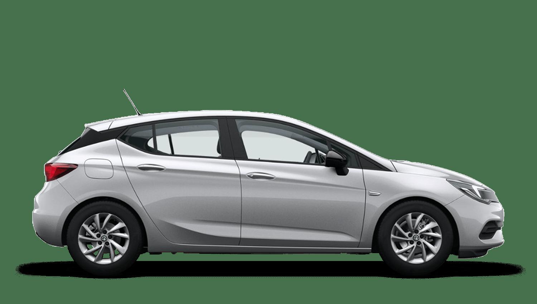 Sovereign Silver (Metallic) Vauxhall Astra