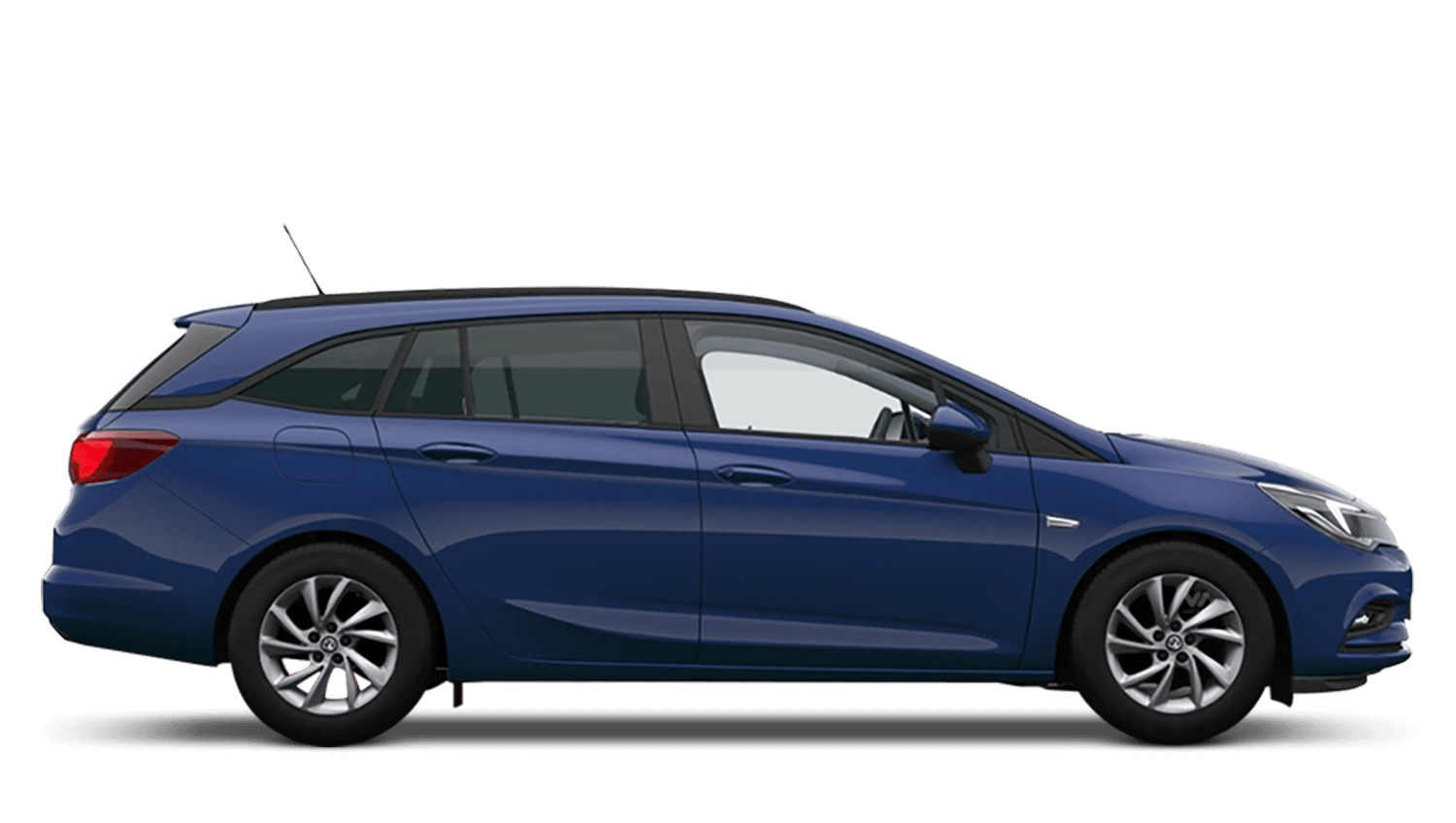 Aegean Blue (Solid) Vauxhall Astra Sports Tourer