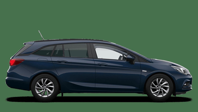 Darkmoon Blue (Premium) Vauxhall Astra Sports Tourer