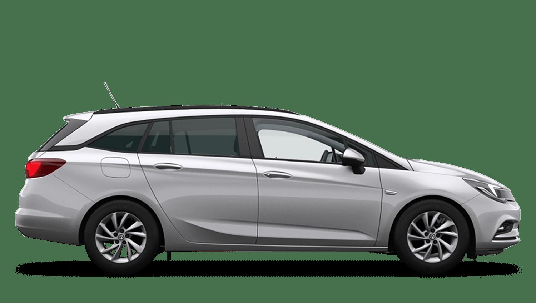 Sovereign Silver (Metallic) Vauxhall Astra Sports Tourer