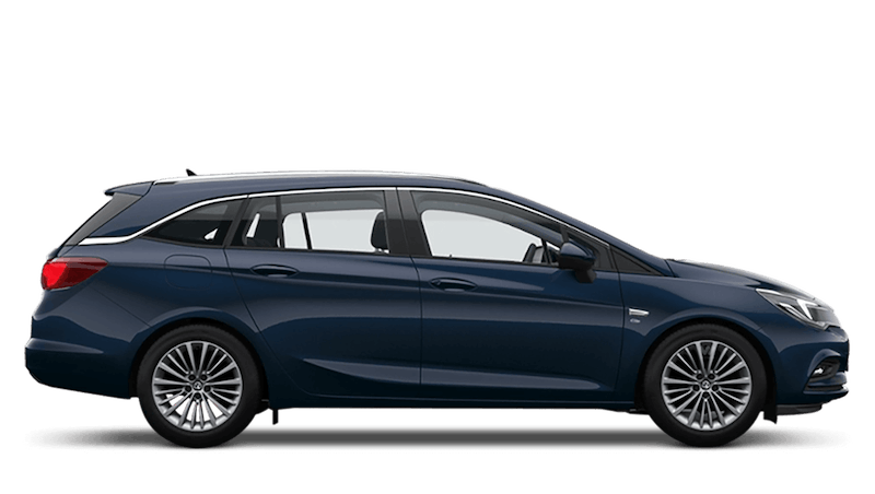 Darkmoon Blue (Premium) Vauxhall Astra Sports Tourer
