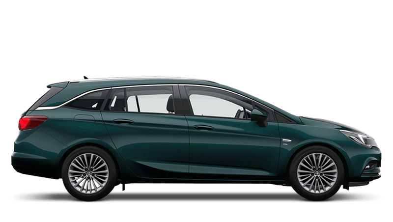 Emerald Green (Premium) Vauxhall Astra Sports Tourer