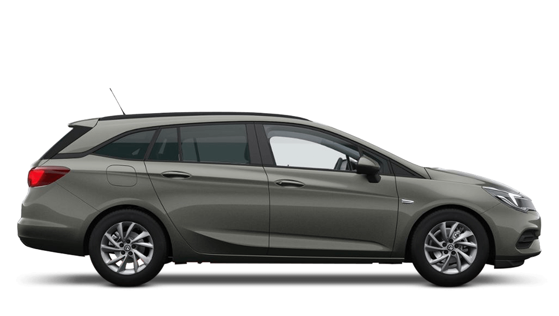Cosmic Grey (Metallic) Vauxhall Astra Sports Tourer New