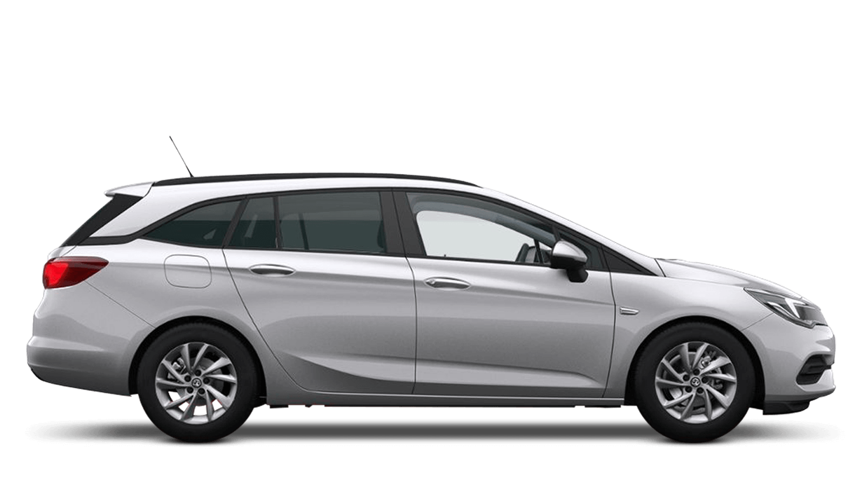Sovereign Silver (Metallic) Vauxhall Astra Sports Tourer New