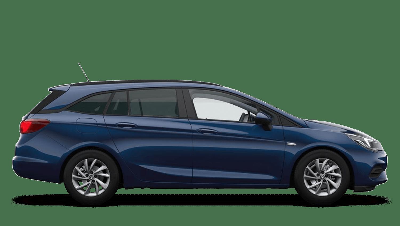 Navy Blue (Metallic) Vauxhall Astra Sports Tourer