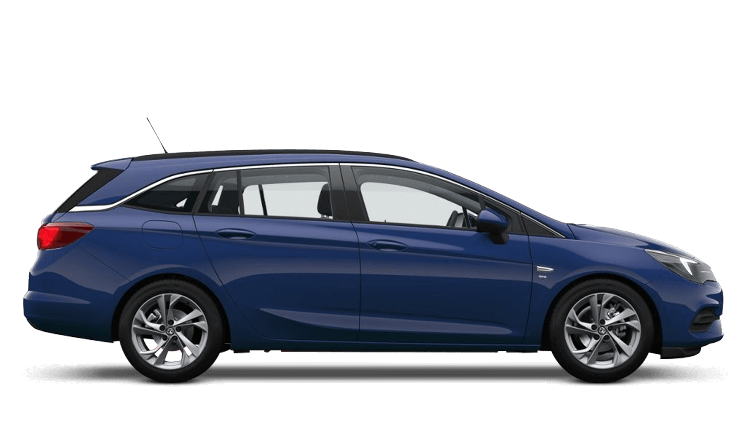 Aegean Blue (Solid) Vauxhall Astra Sports Tourer New