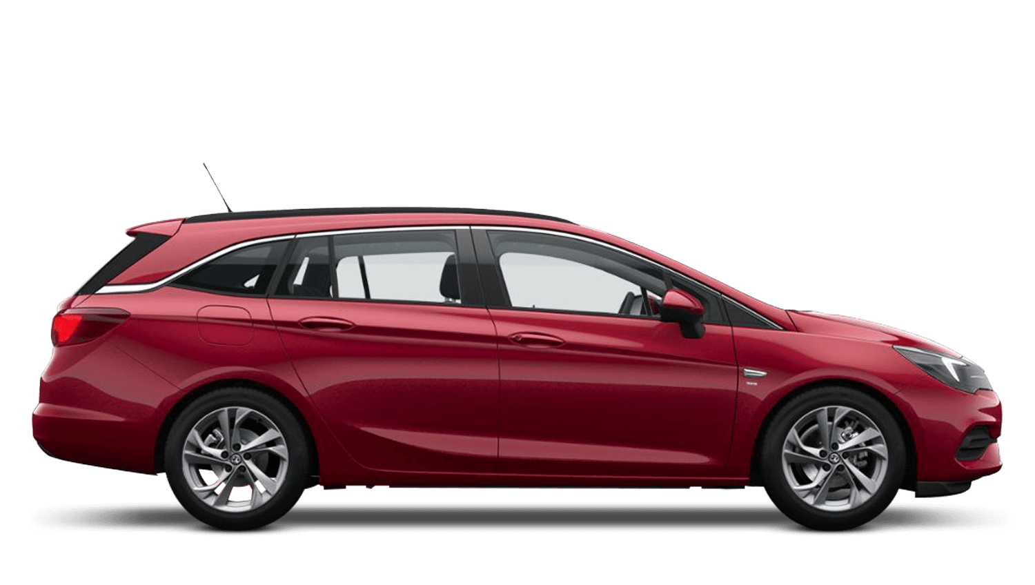 Hot Red (Premium) Vauxhall Astra Sports Tourer New