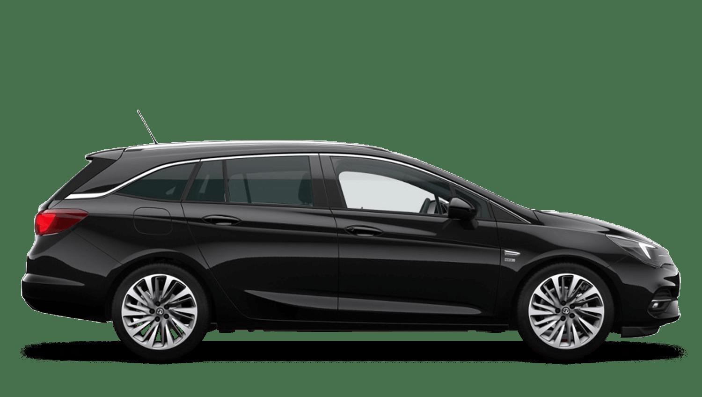 Mineral Black (Metallic) New Vauxhall Astra Sports Tourer