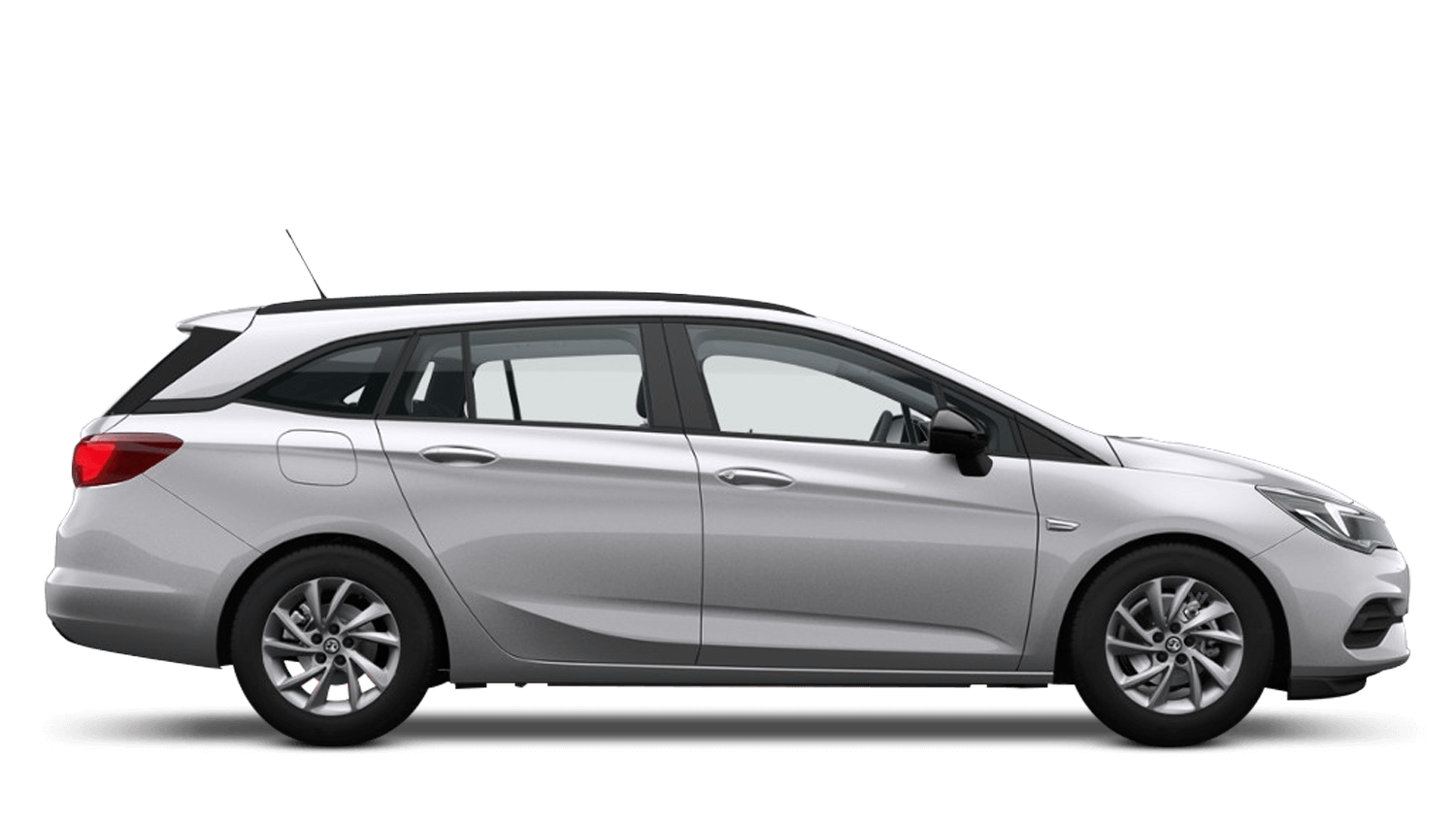 Sovereign Silver (Metallic) New Vauxhall Astra Sports Tourer