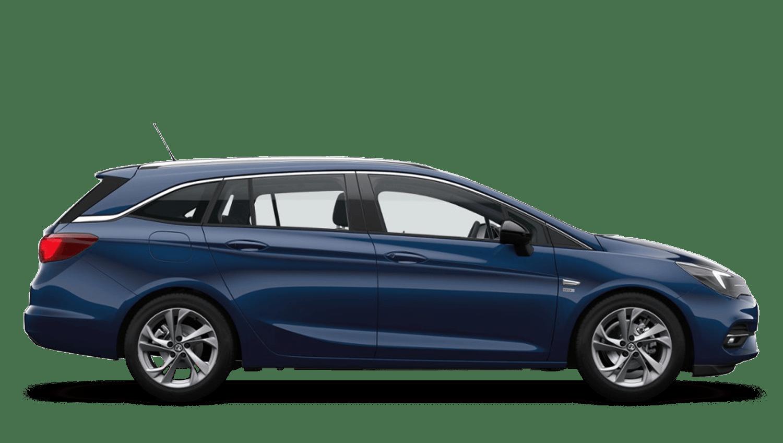 Navy Blue (Metallic) New Vauxhall Astra Sports Tourer