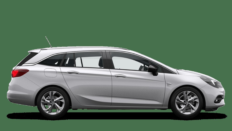 Sovereign Silver (Metallic) New Vauxhall Astra Sports Tourer