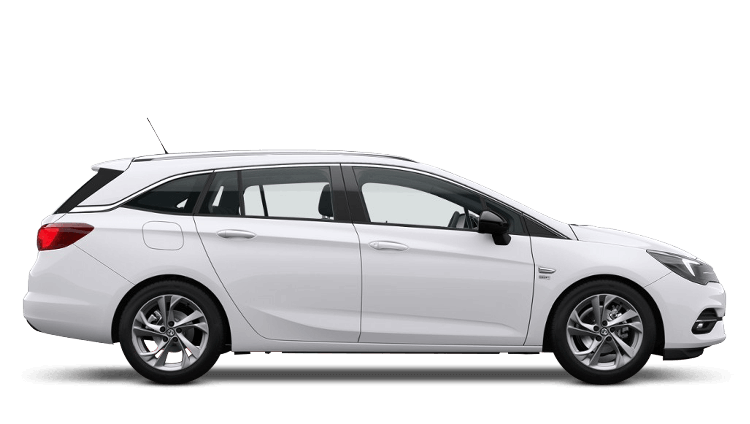 Summit White (Solid) New Vauxhall Astra Sports Tourer