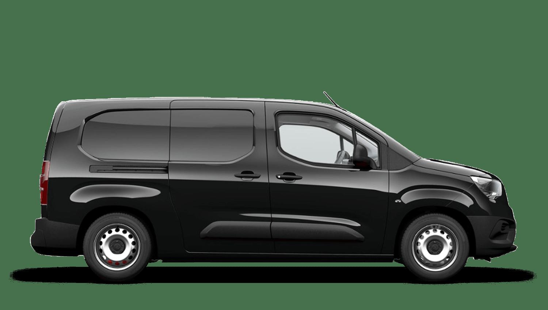 Pearl Black Vauxhall Combo