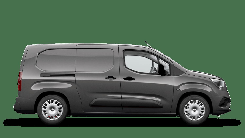 Platinum Grey Vauxhall Combo