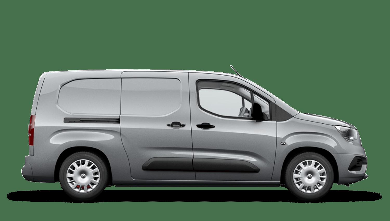 Quartz Grey Vauxhall Combo