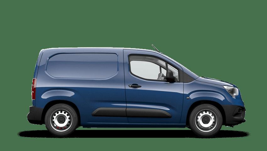 Night Blue (Metallic) Vauxhall Combo