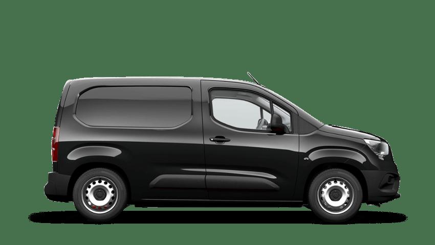 Onyx Black (Metallic) Vauxhall Combo