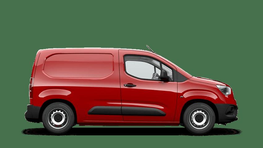 Ruby Red (Metallic) Vauxhall Combo