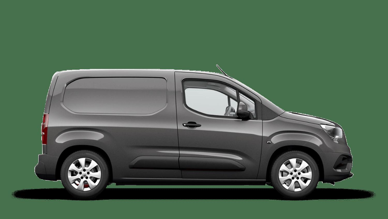 Platinum Grey (Metallic) Vauxhall Combo