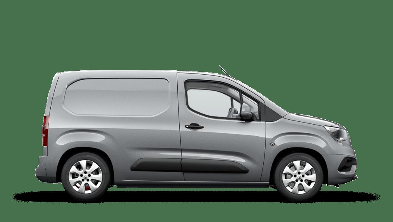 Quartz Silver (Metallic) Vauxhall Combo