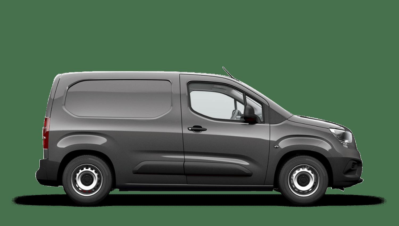 Moonstone Grey (Metallic) New Vauxhall Combo Cargo