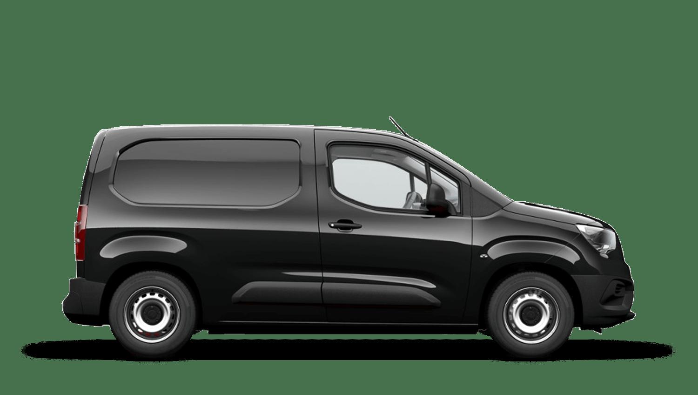 Onyx Black (Solid) New Vauxhall Combo Cargo