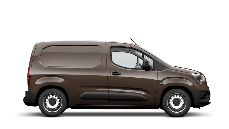 Cosmic Brown (Pearlescent) New Vauxhall Combo Cargo