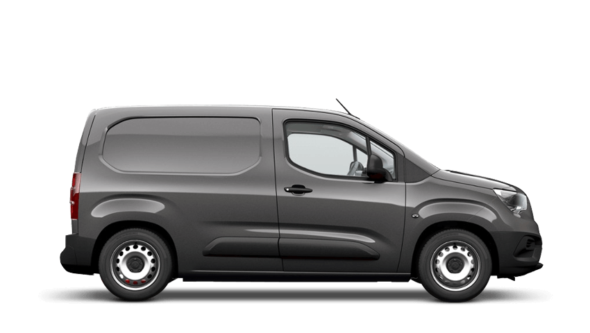 Moonstone Grey (Metallic) New Vauxhall Combo Cargo