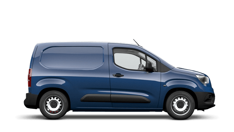 Night Blue (Metallic) New Vauxhall Combo Cargo