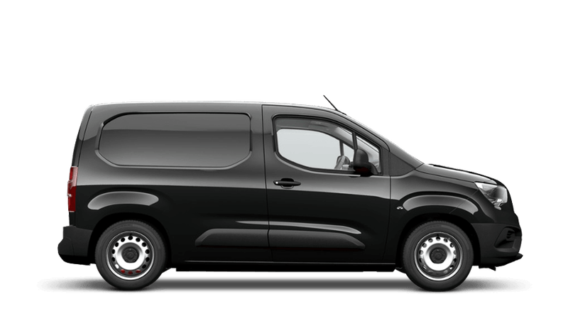 Onyx Black (Metallic) New Vauxhall Combo Cargo