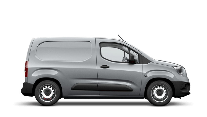 Quartz Grey (Metallic) New Vauxhall Combo Cargo