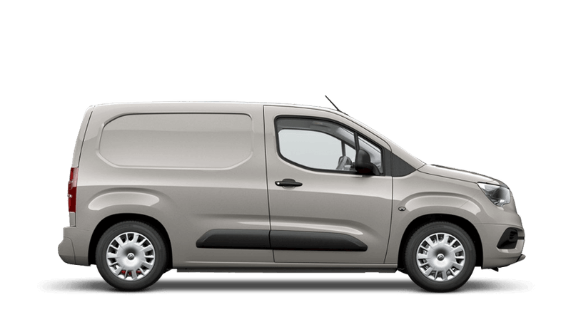 Cool Grey (Metallic) New Vauxhall Combo Cargo