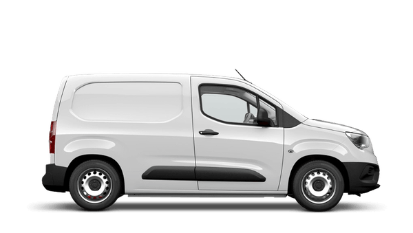 New Vauxhall Combo Cargo Edition