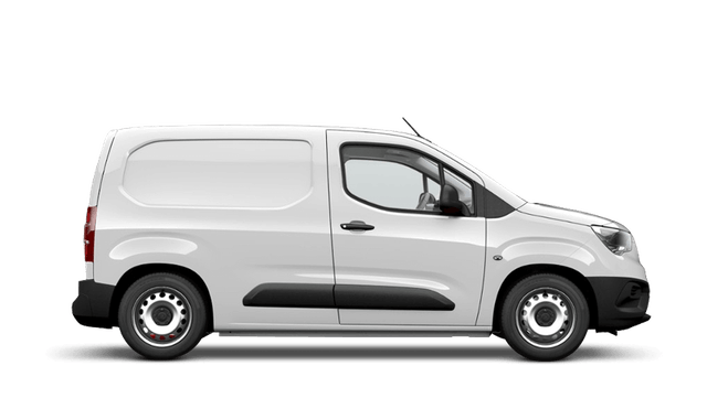New Vauxhall Combo Cargo Edition Offer