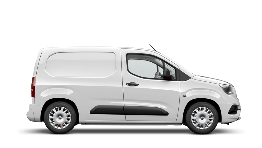 Vauxhall Combo Cargo With 0% APR Conditional Sale