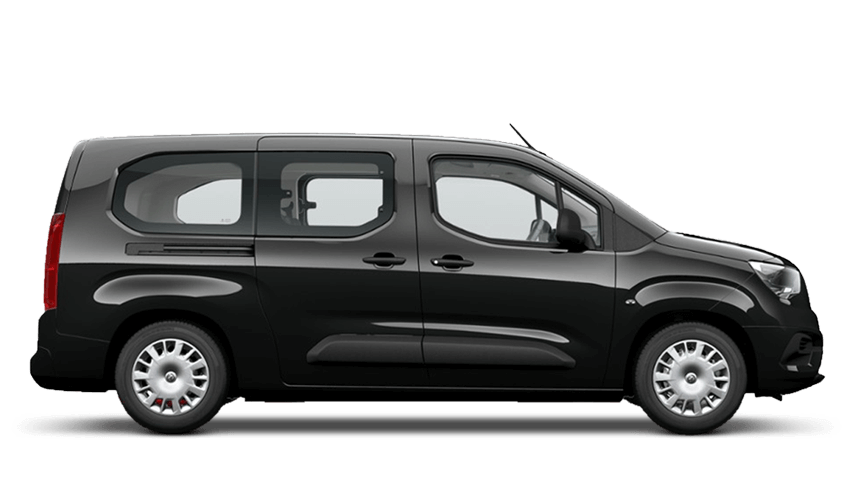 Onyx Black (Solid) Vauxhall Combo Life