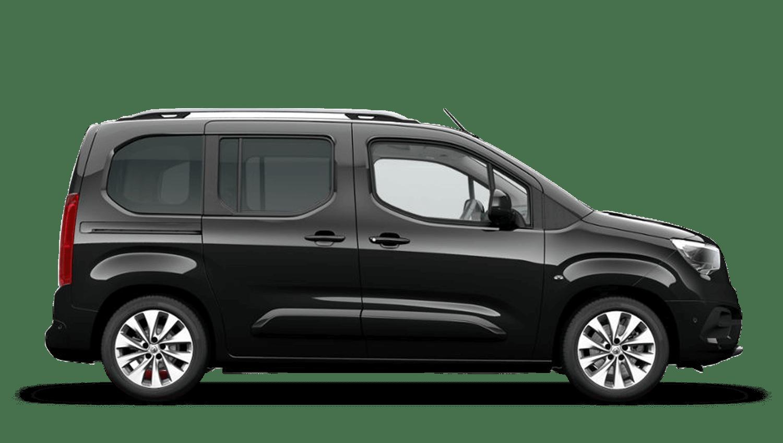Onyx Black (Solid) Vauxhall Combo Life