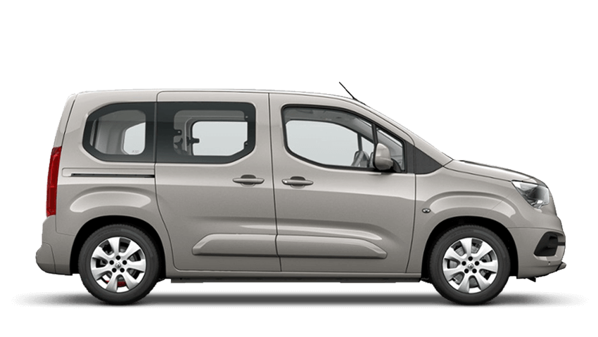 Cool Grey (Metallic) Vauxhall Combo Life
