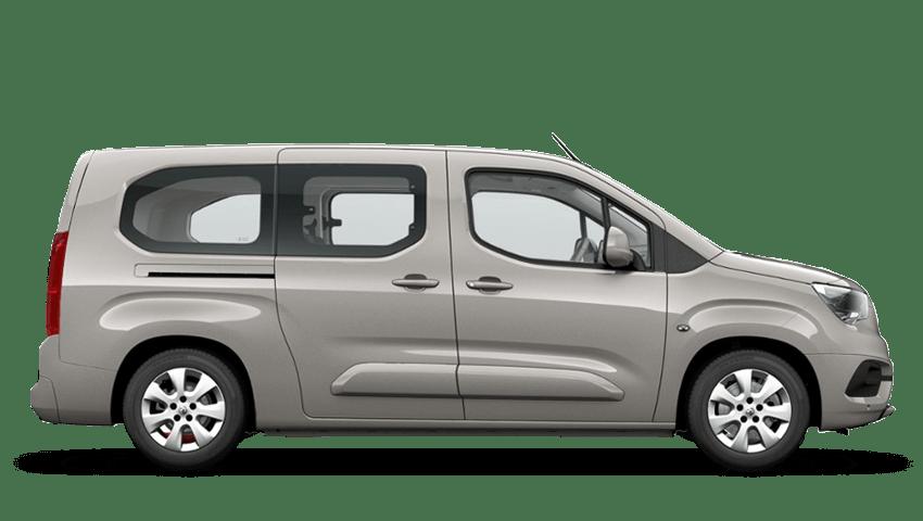Cool Grey (Metallic) Vauxhall Combo Life