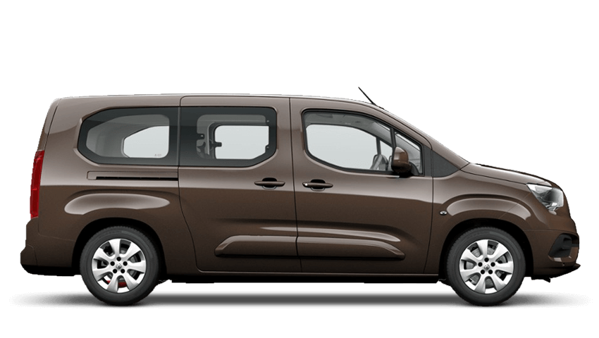 Cosmic Brown (Pearlescent) Vauxhall Combo Life