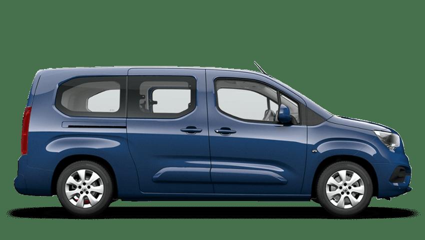 Night Blue (Metallic) Vauxhall Combo Life