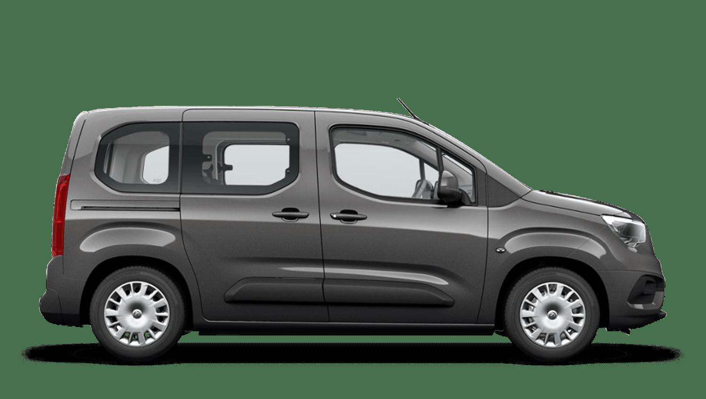 Moonstone Grey Vauxhall Combo Life